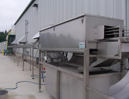 Fresh Berry Production Plant